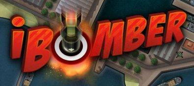 بازی موبایل iBomber به صورت جاوا برای سونی اریکسون و نوکیا
